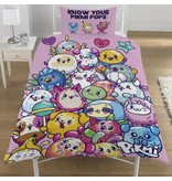 PIKMI Pops Know Your Pops - Duvet cover - Single - Multi