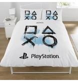 Playstation Inkwash - Dekbedovertrek - Tweepersoons - 200 x 200 cm - Multi
