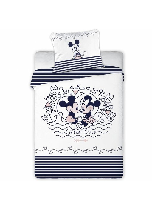 Disney Minnie Mouse Baby Dekbedovertrek