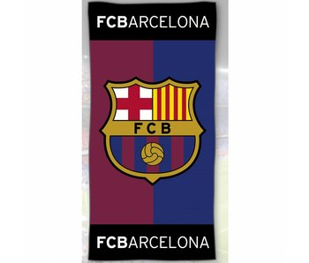 FC Barcelona Beach towel 90x170 cm