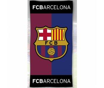 FC Barcelona Strandtuch 90x170 cm