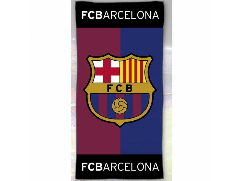 FC Barcelona - Beach towel - 90 x 170 cm - Multi