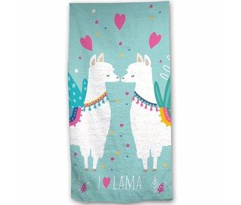 Lama Beach towel 70x140 cm