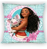 Disney Vaiana Pua - Throw pillow - 40 x 40 cm - Multi