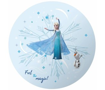 Disney Frozen Round beach towel Snow 130 cm