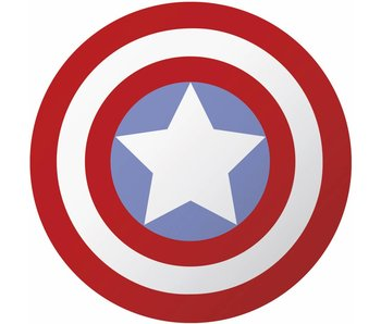 Marvel Avengers Round beach towel Shield 130cm