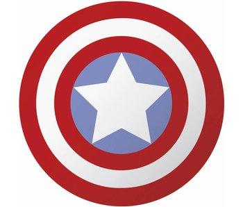 Marvel Avengers Serviette de plage ronde Bouclier 130cm