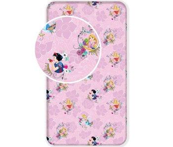 Disney Princess Hoeslaken Pink Eenpersoons