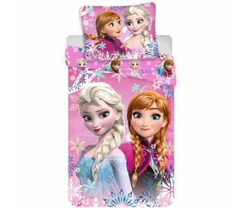 Disney Frozen Bettbezug Sisters 140x200 cm