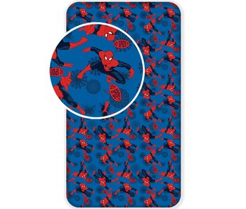 Spider-Man Fitted sheet Go Spidey 90x200 cm