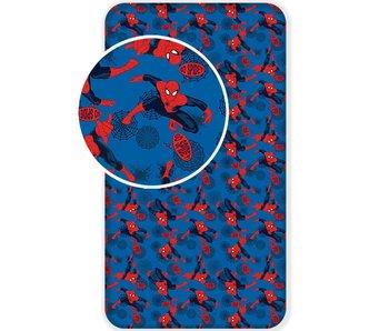 SpiderMan Spannbetttuch Go Spidey 90x200 cm