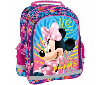 Disney Minnie Mouse Backpack Spring Palms 38 cm