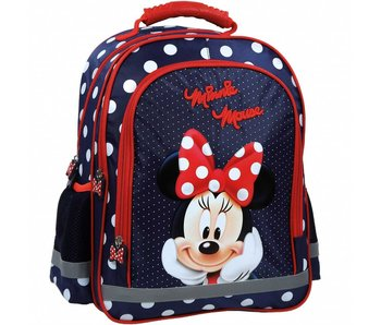 Disney Minnie Mouse Backpack Dots 38 cm