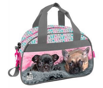Cleo & Frank Sports bag / Handbag Dogs 33 cm