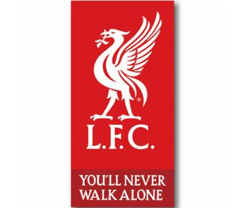 Liverpool FC Strandtuch-Logo