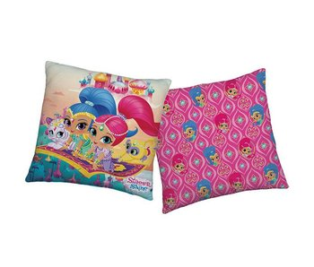 Shimmer And Shine Throw pillow 40x40 cm