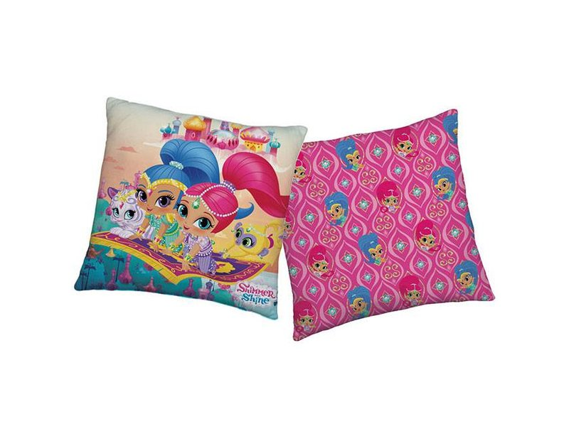 Shimmer And Shine - Throw pillow - 40 x 40 cm - Multi
