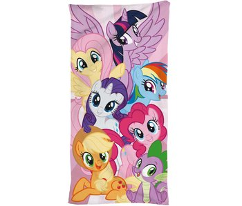 My Little Pony Serviette de plage 70x140 cm
