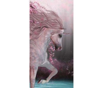Unicorn Serviette de plage 70x140 cm