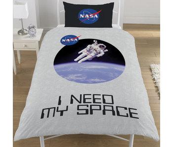 NASA Dekbedovertrek SPACE eenpersoons