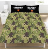 Call of Duty Black OPS - Duvet cover - double - 200 x 200 cm - Black