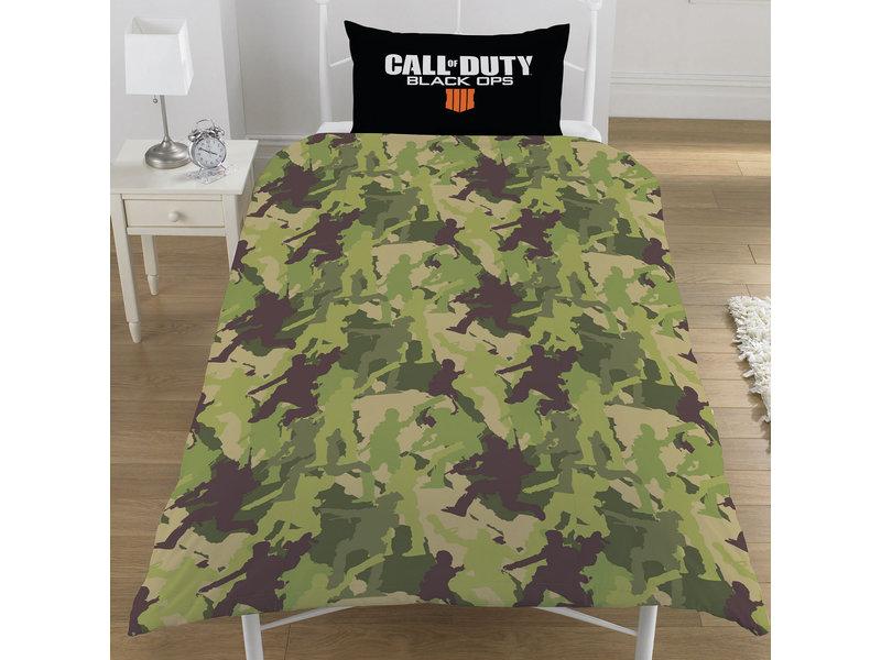 Call of Duty Black Ops - Dekbedovertrek - Eenpersoons