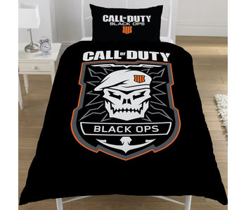 Call of Duty Housse de couette Black OPS single