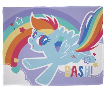 My Little Pony Couverture polaire Crush 100x150cm