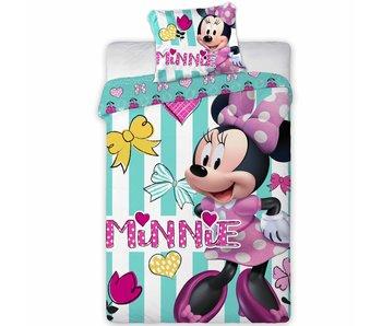 Disney Minnie Mouse Housse de couette BABY 100x135cm
