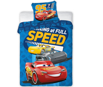 Disney Cars BABY Bettbezug 100x135cm + 40x60cm