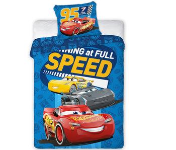 Disney Cars Housse de couette BABY 100x135cm + 40x60cm
