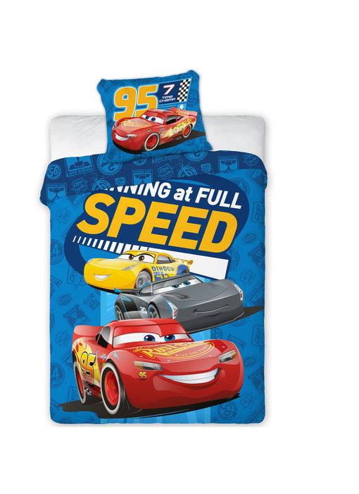 Disney Cars BABY dekbedovertrek 100x135cm + 40x60cm