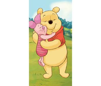 Disney Winnie the Pooh Strandlaken Piglet 70x140cm