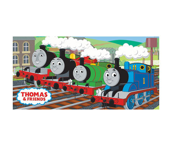 Thomas de Trein Beach towel 70x140cm 100% cotton