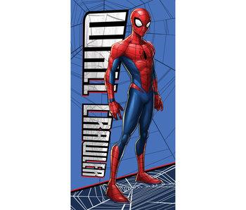 SpiderMan Serviette de plage 70x140cm 100% coton