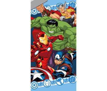 Marvel Avengers Strandlaken 70x140cm 100% katoen