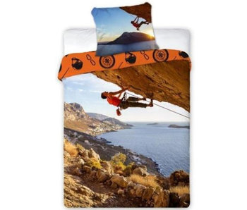 Sport Duvet cover Mountain Climbing 140x200 + 70x90cm
