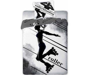 Sport Duvet cover Rollerblade 140x200 + 70x90cm