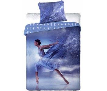 Ballet Dekbedovertrek Ballerina 140x200 + 70x90cm
