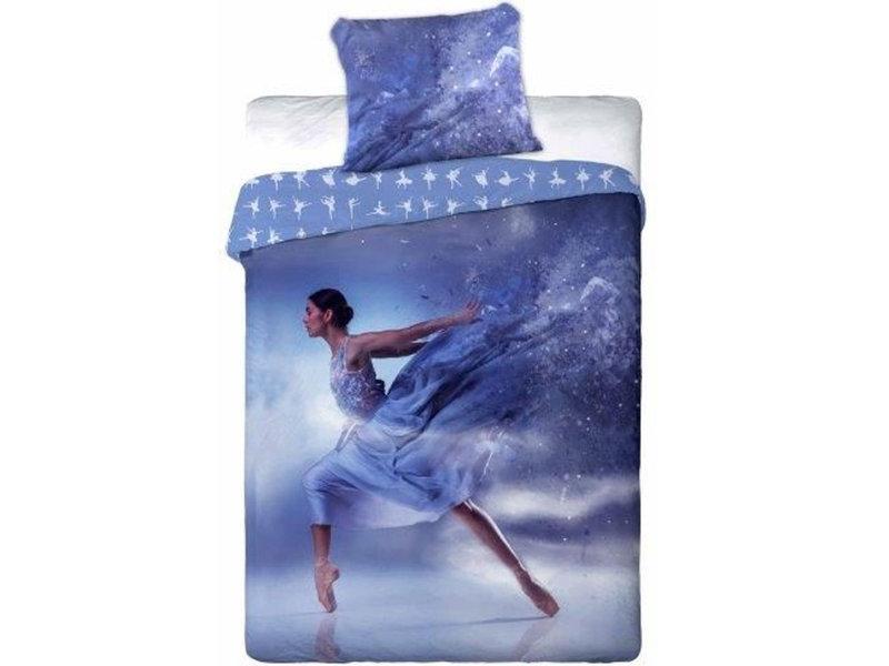 Ballet Ballerina - Duvet cover - Single - 140 x 200 cm - Multi