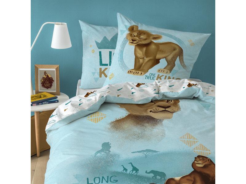 Disney The Lion King True - Duvet cover - Single - 140 x 200 cm - Blue