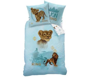 Disney The Lion King Housse de couette True 140x200cm + 63x63cm