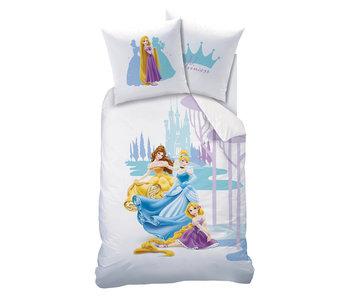 Disney Princess Märchenbezug mit Bettbezug 140x200 cm