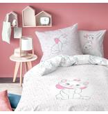 Disney 101 Dalmatiërs Girls - Dekbedovertrek - Eenpersoons - 140 x 200 cm - Wit