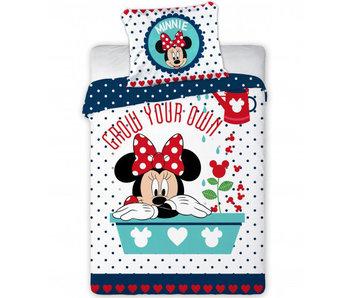 Disney Minnie Mouse BABY Bettbezug züchten Sie Ihre eigene 100x135cm + 40x60cm 100% Baumwolle