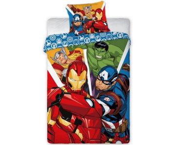 Marvel Avengers Dekbedovertrek 140x200 cm