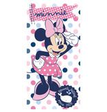 Disney Minnie Mouse Dots - Serviette de plage - 70 x 140 cm - Multi