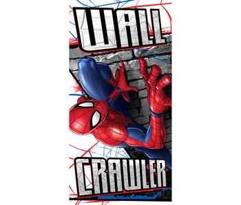 SpiderMan Beach Towel Wall Crawler 70x140cm