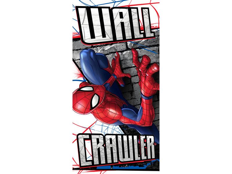 SpiderMan Wall Crawler - Beach towel - 70 x 140 cm - Multi