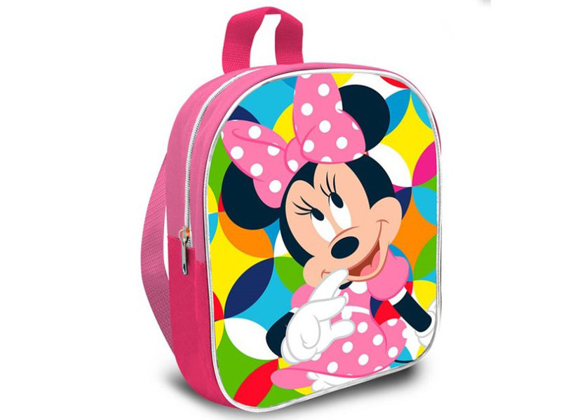 Disney Minnie Mouse Dots - Peuterrugzakje - 29 cm - Multi